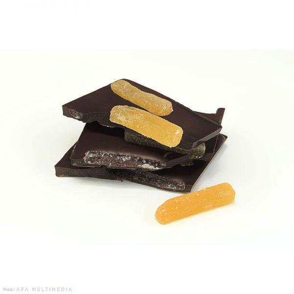 Tablette noir gingembre