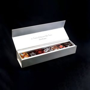Réglette de chocolats de Langogne